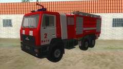 МАЗ 5440 Пожарный