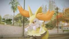 Pokémon XY - Braixen