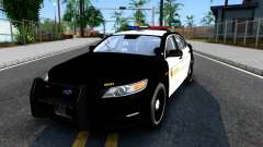 Ford Taurus LASD Interceptor