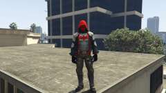 BAK Red Hood
