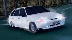 ВАЗ 2114 AVR Version 1.1 для GTA San Andreas