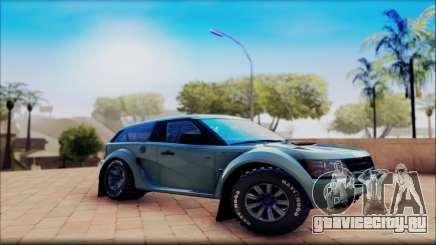 Maps Bowler Nemesis для GTA San Andreas