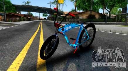 Pistera для GTA San Andreas