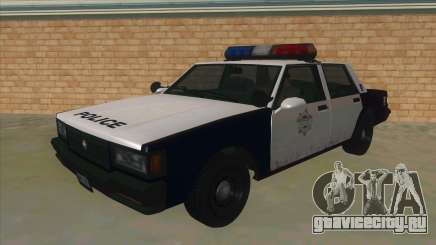 HD LVPD Police Cruiser для GTA San Andreas