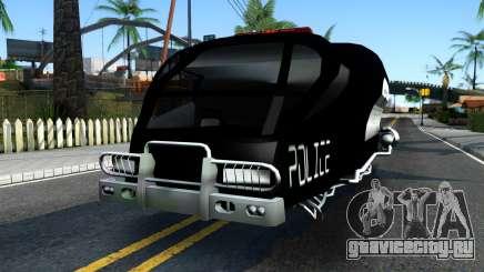 Alien Enforcer для GTA San Andreas