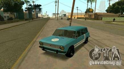 ВАЗ 2102 Аля Ресто для GTA San Andreas