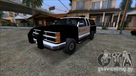 LQ Police Ranger для GTA San Andreas