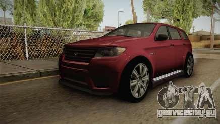 GTA 5 Bravado Gresley для GTA San Andreas
