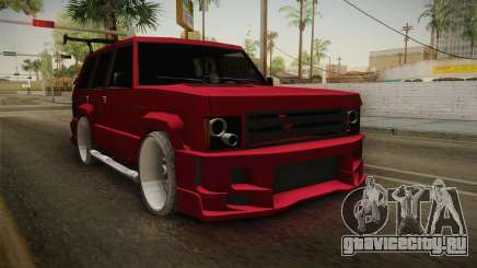 Lowered Huntley v1.0 для GTA San Andreas