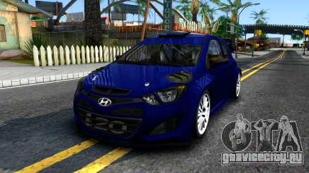 Hyundai i20 WRC 2013 для GTA San Andreas