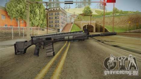 IMBEL IA-2 Assault Rifle для GTA San Andreas
