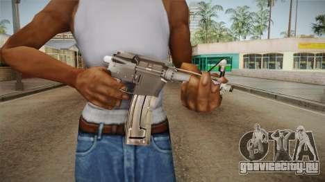 Short AR-15 для GTA San Andreas третий скриншот