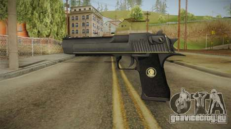 CS:GO - Desert Eagle Conspiracy для GTA San Andreas второй скриншот
