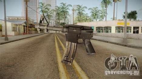 Short AR-15 для GTA San Andreas