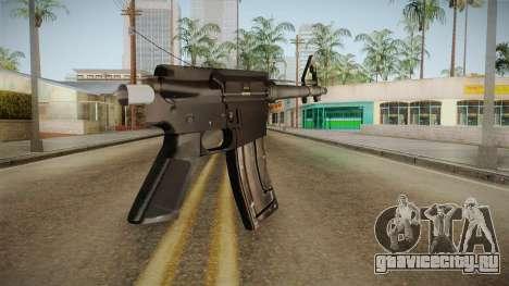 Short AR-15 для GTA San Andreas второй скриншот
