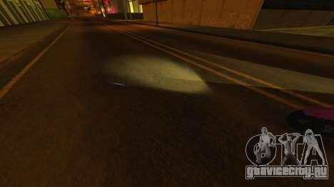 NEW particle.txd v1.0 для GTA San Andreas третий скриншот