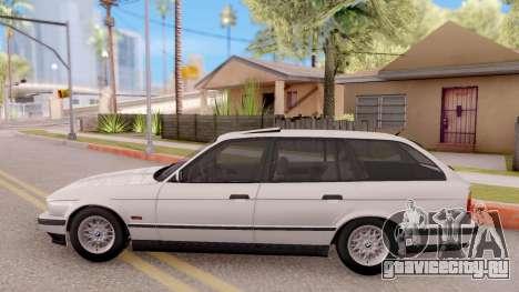BMW 5-er E34 Touring Stock для GTA San Andreas