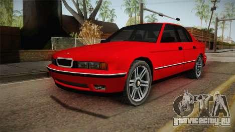 Midnight Club 2 - Schneller V8 для GTA San Andreas