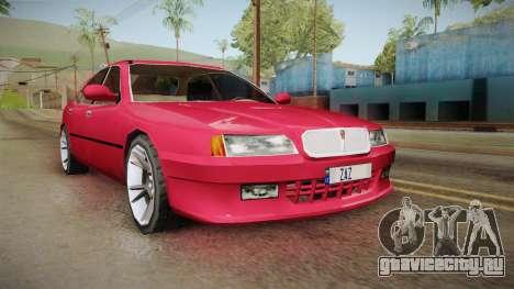 Rover 620 SDI для GTA San Andreas