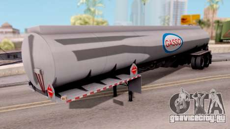 Tank Trailer from American Truck Simulator для GTA San Andreas