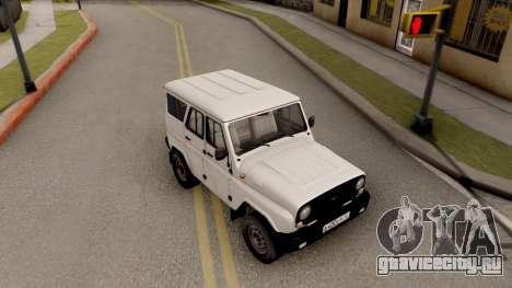 УАЗ Hunter для GTA San Andreas вид справа