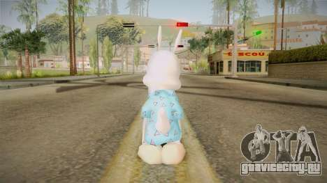 Rocko New Skin для GTA San Andreas