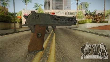 CS:GO - Desert Eagle Naga для GTA San Andreas