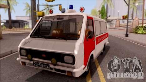 РАФ 22031 Скорая Помощь города Припять для GTA San Andreas