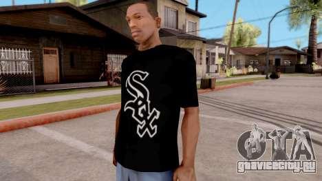 SOX T-Shirt для GTA San Andreas