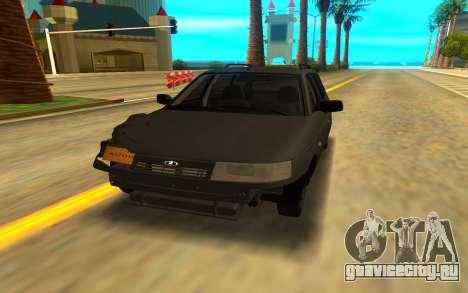 ВАЗ 21111 для GTA San Andreas вид справа