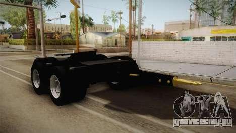 Double Trailer Livestock v2 для GTA San Andreas