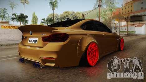 BMW M4 RS для GTA San Andreas