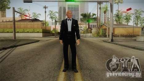 Mafia 2 Jimmy Vendeta On Tuxedo Black для GTA San Andreas второй скриншот