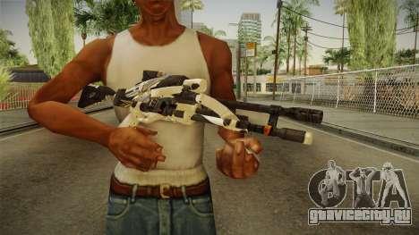 M-92 Mantis для GTA San Andreas третий скриншот