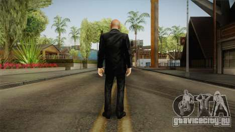 Mafia 2 Jimmy Vendeta On Tuxedo Black для GTA San Andreas третий скриншот