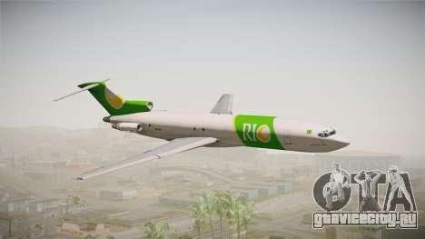 Boeing 727-214F (ADV) Rio Linhas Aéreas для GTA San Andreas