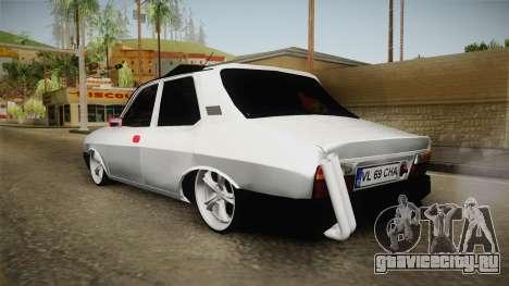 Dacia 1310 Berila Low для GTA San Andreas вид слева
