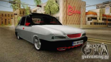 Dacia 1310 Berila Low для GTA San Andreas вид справа