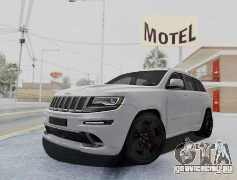 Jeep Grand Cherokee SRT 8 для GTA San Andreas