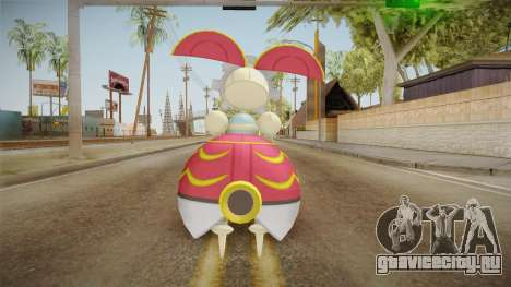 Pokémon SM - Magearna для GTA San Andreas третий скриншот