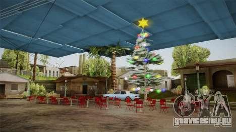 Christmas Island - Happy New Year 2017 для GTA San Andreas