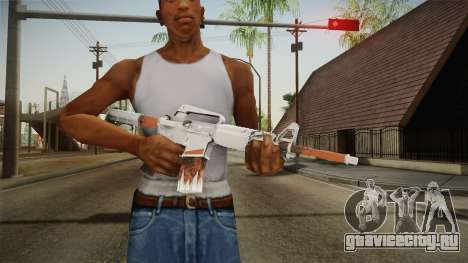CS:GO - M4A1-S Freeze No Silencer для GTA San Andreas