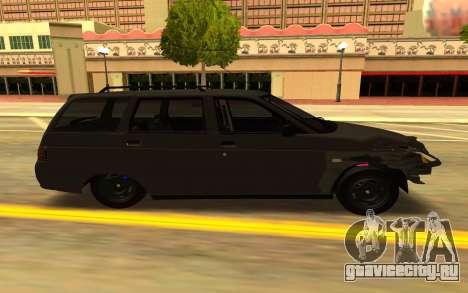 ВАЗ 21111 для GTA San Andreas вид слева