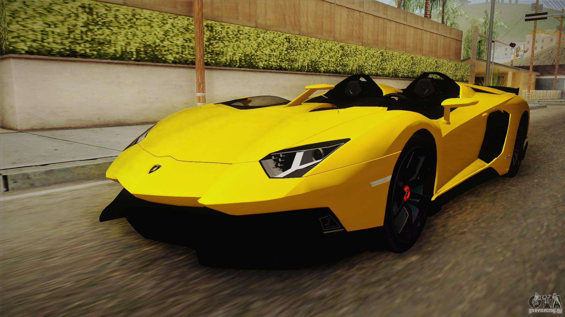 lamborghini aventador j gta san andreas. Black Bedroom Furniture Sets. Home Design Ideas
