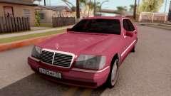 Mercedes-Benz S600 W140