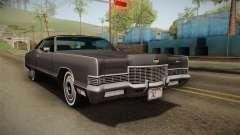 Mercury Marquis 2dr 1971 для GTA San Andreas