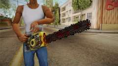 Leatherface Butcher Weapon 2