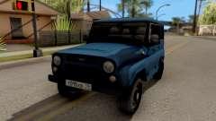 УАЗ Hunter V8 Антигелик AcademeG