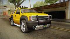 GTA 5 Declasse Granger Pick-Up