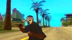 BALLAS GANG для GTA San Andreas